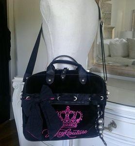 Juicy Couture Laptop Computer Bag